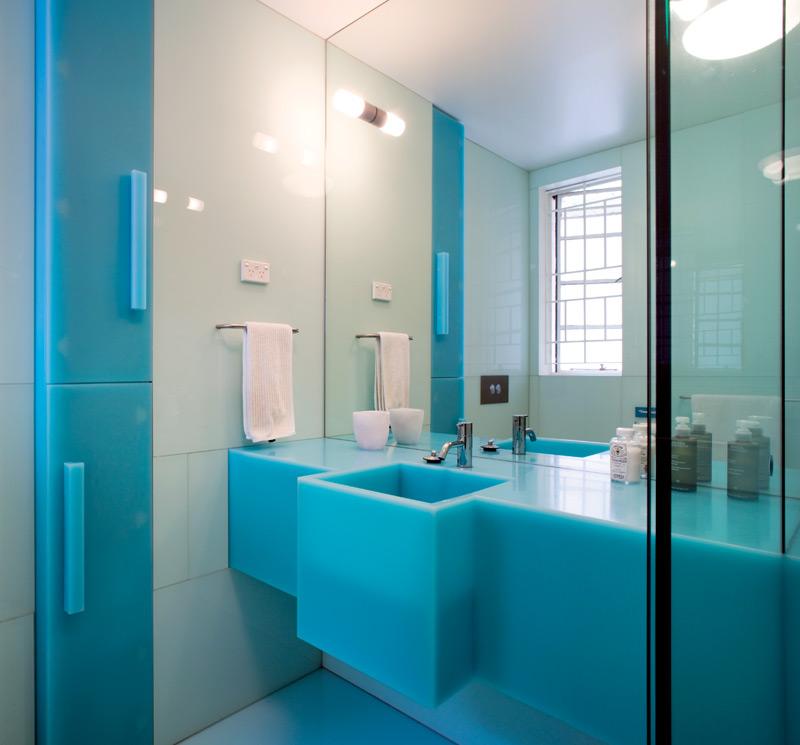 Marblo bathroom by Stephen Varady