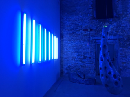 Did someone say neon? Venice Biennale