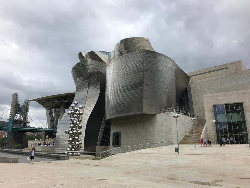 Guggenheim Museum Bilbao by Frank Gehry