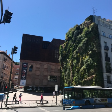 Caixa Forum, Madrid - wow