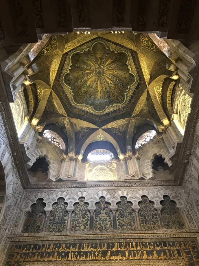 The mesmerising mosque, Cordoba Mesquita Cathedral