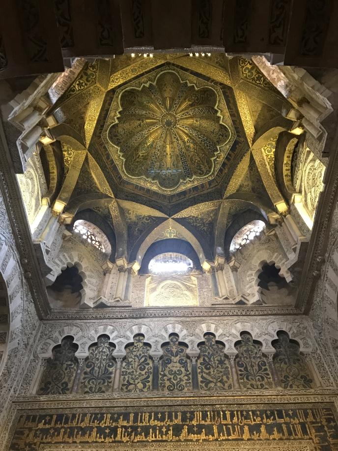 The mesmerising mosque, Cordoba Mesquita Cathedral